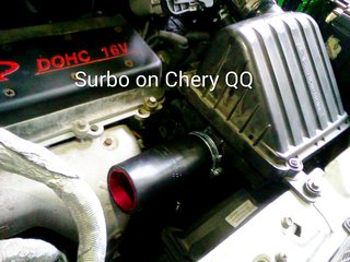 More Engine Power For Chery Qq
